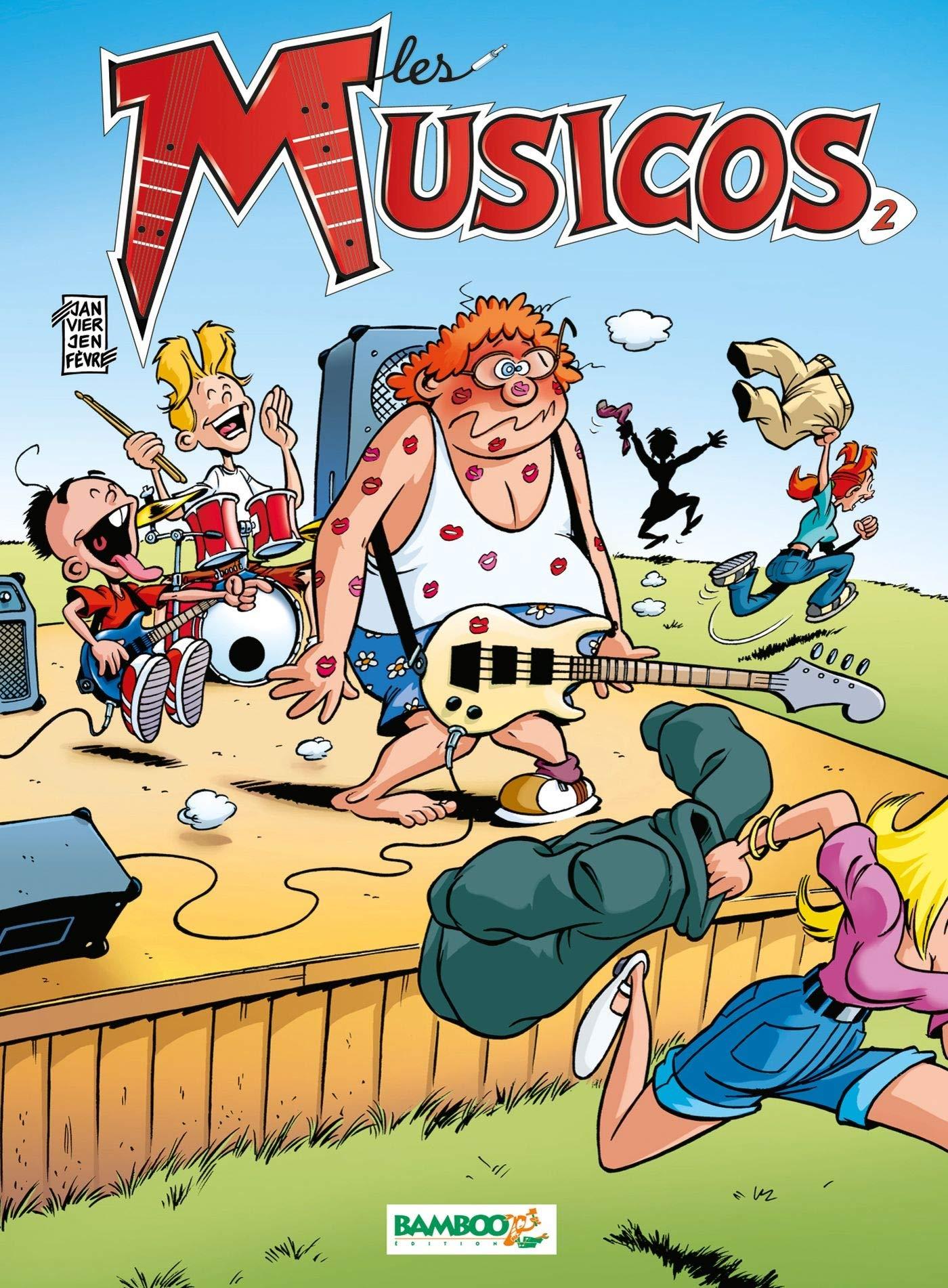 Les Musicos, tome 2