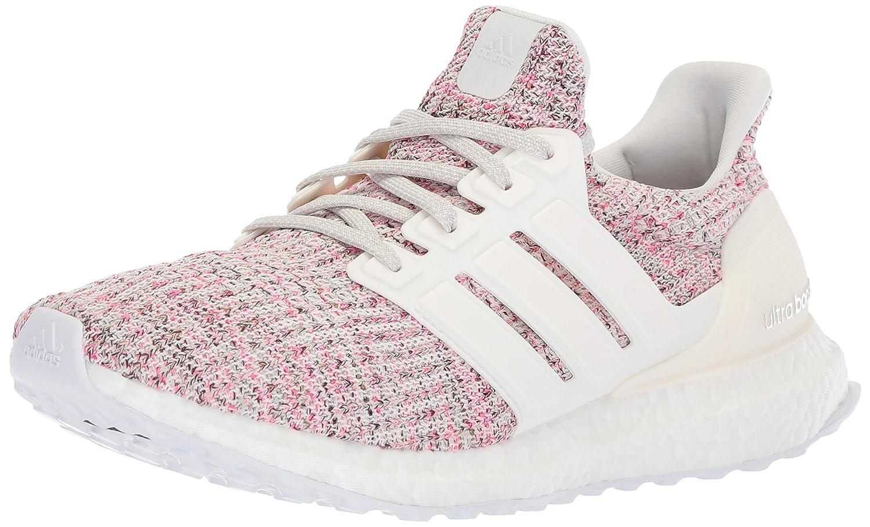 Chalk Pearl Cloud White Shock Pink adidas Women's UltraBOOST Running shoes