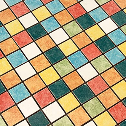Porcelain Tile Backsplash Kitchen Iridescent Tiles Ceramic