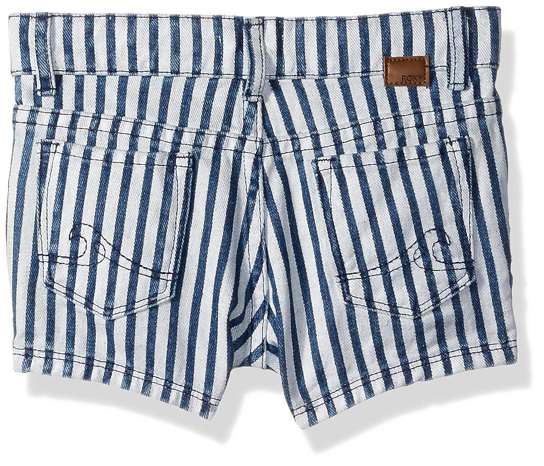Roxy Girls Little Away Place Denim Shorts