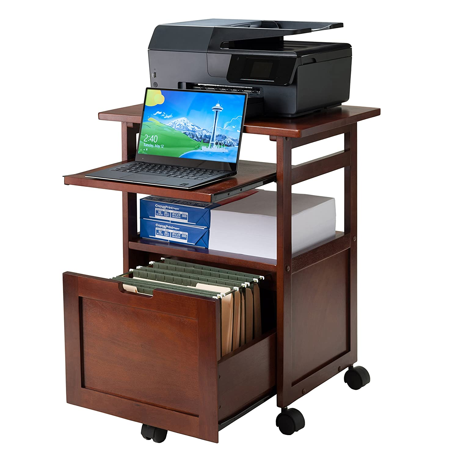 homeoffice opus modern occasional oak online furniture printer plus opupc cabinet oakhandles