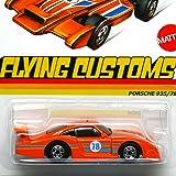 Hot Wheels Flying Customs Porsche 935/78 Orange