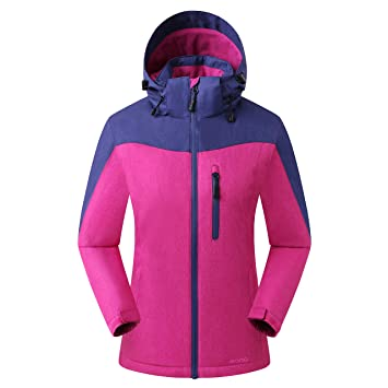 Eono Essentials - Chaqueta de esquí para mujer Orebro