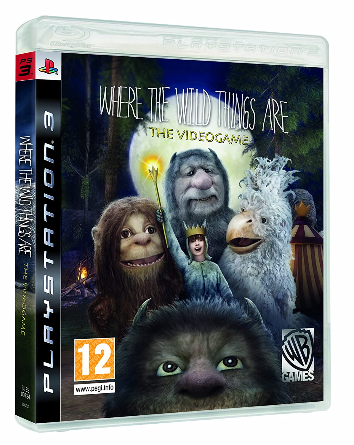 Where The Wild Things Are (PS3)B002QUZ8QS