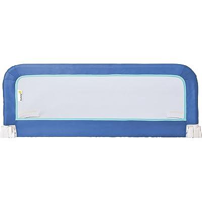 Safety 1st Barrera de cama portátil, Niños, Azul
