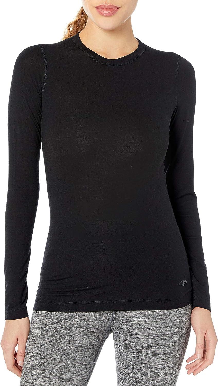 Icebreaker Merino Women's Sprite Merino Wool Long Sleeve T-Shirt
