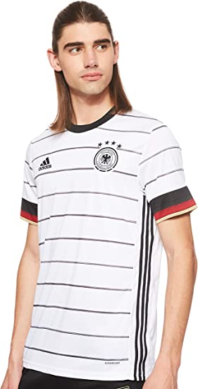 adidas DFB H JSY T Shirt Homme: : Sports et Loisirs