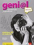 Geni@l klick. A2. Arbeitsbuch. Per la Scuola media. Con CD Audio