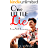 One Little Lie: Gay YA Romance (One More Thing Book 2)