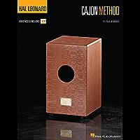 Hal Leonard Cajon Method book cover