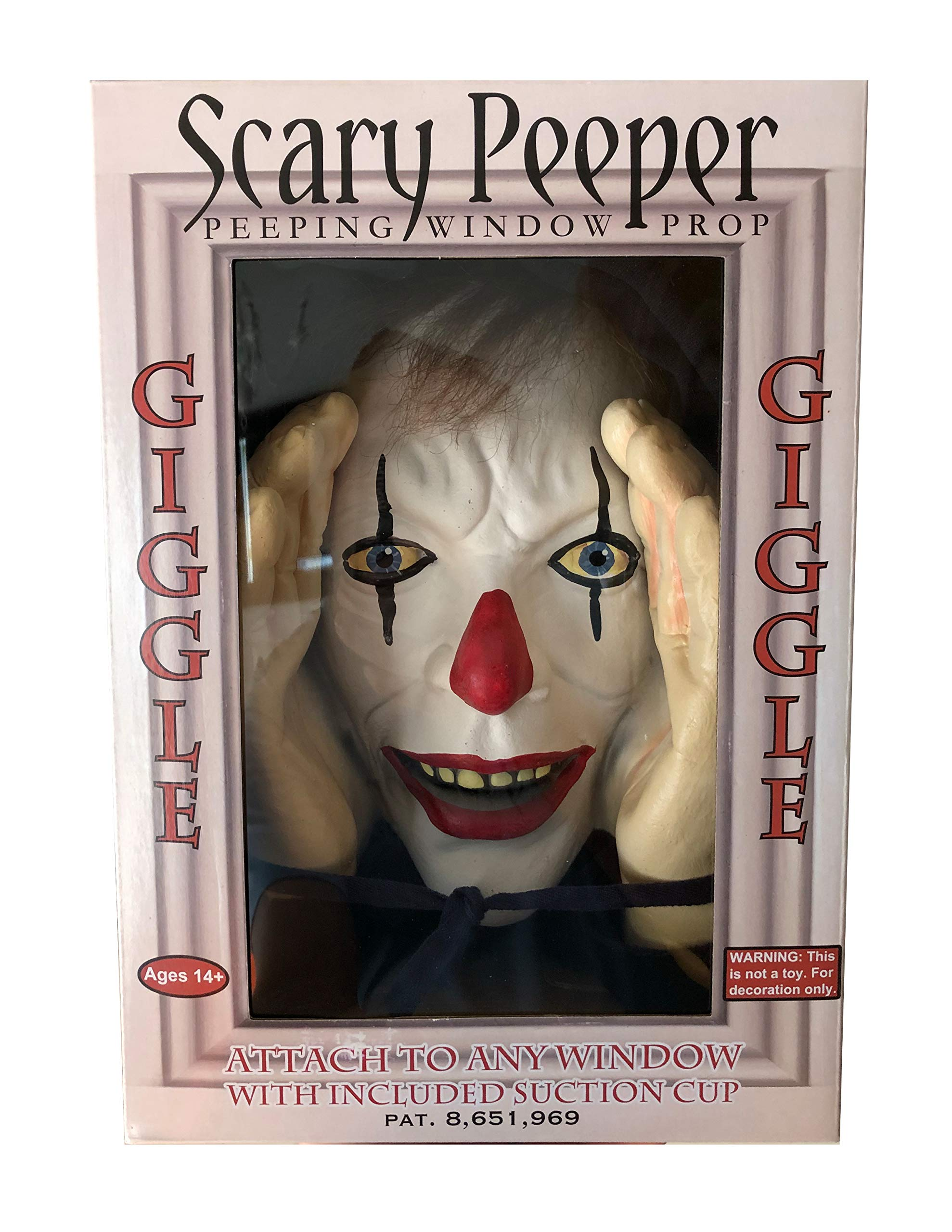 Scary Peeper Giggle Clown by Scary Peeper Fright At First Sight (Image #3)
