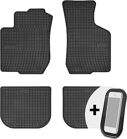 Moto Moltico Gummimatten Auto Fußmatten Gummi Automatten Passgenau 4 Teilig Set Passend Für Mercedes Benz Glb X247 Ab 2019 Auto