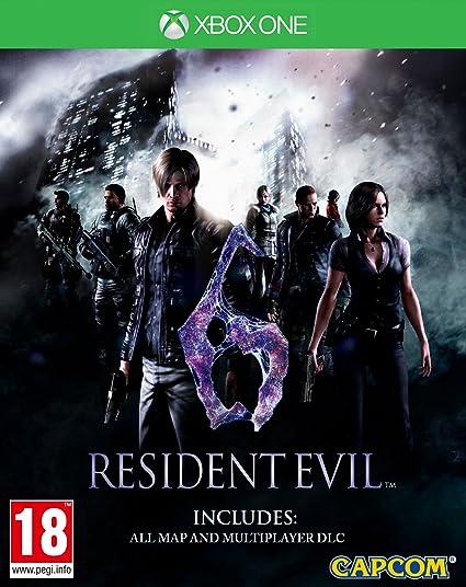 Xbox One Resident Evil 6: Amazon.es: Videojuegos