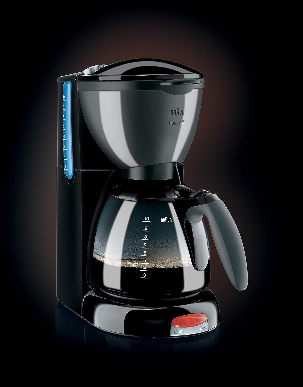 Braun KF 550 Aroma Passion - Máquina de café: Amazon.es: Hogar