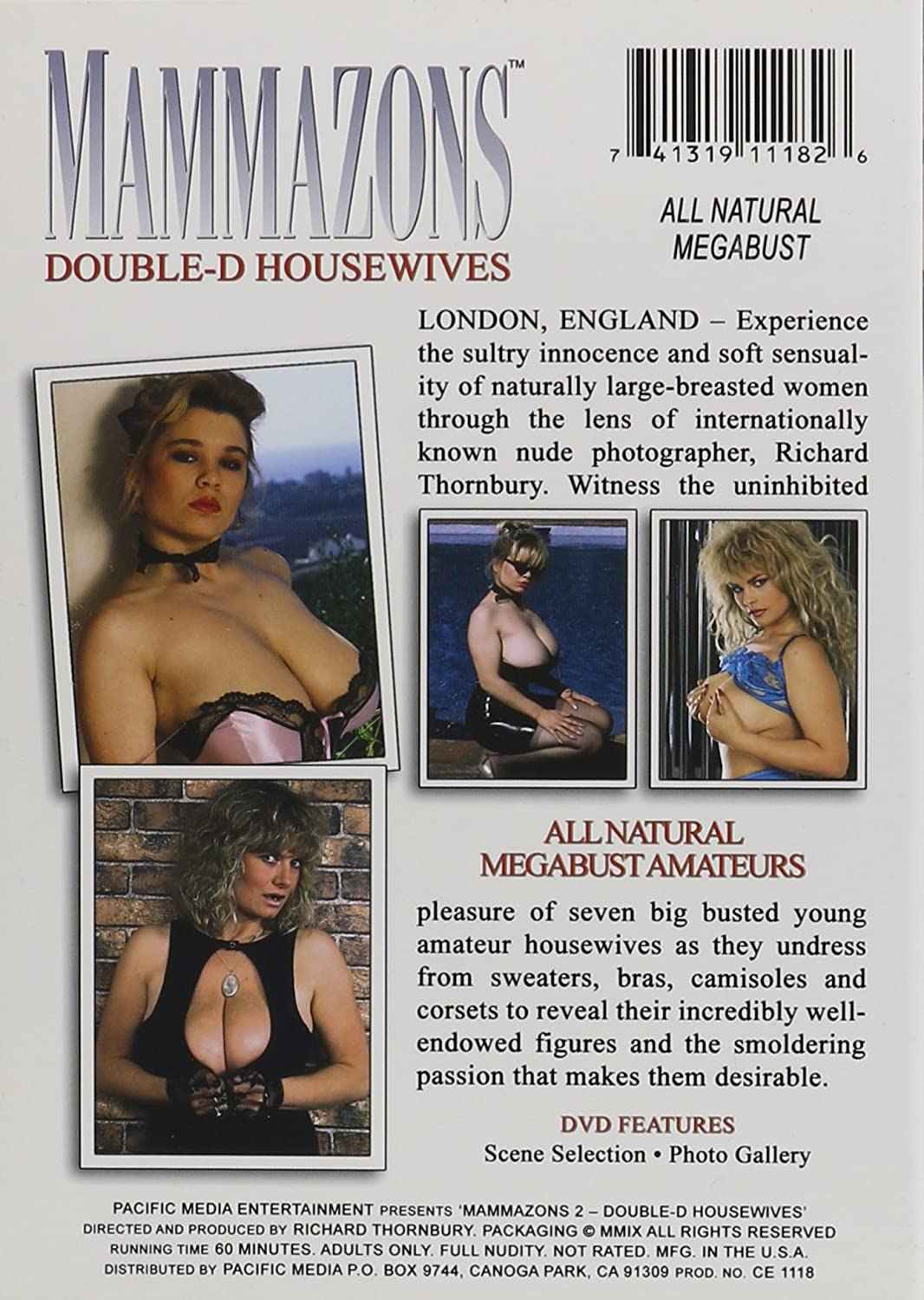 Nude amateur housewives dvd