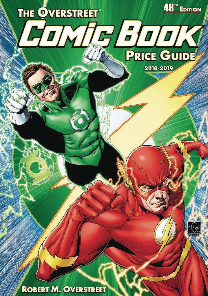 Overstreet Comic Book Price Guide #48