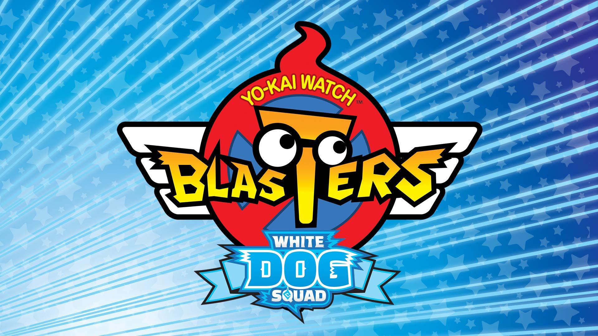 YO-KAI WATCH Blasters: White Dog Squad - DLG - 3DS [Digital Code]