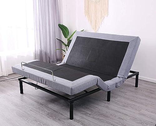 LEISUIT Adjustable Bed Frame