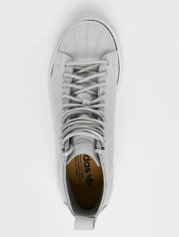 Adidas Originals Damen Turnschuhe Superstar Stiefel grau W grau Stiefel 40 854377