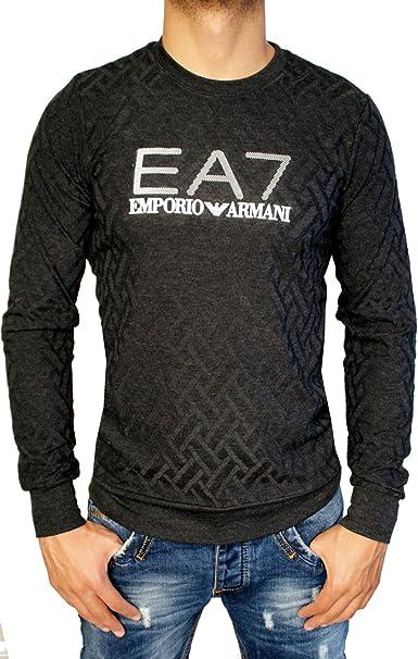 Pull EA7 Emporio Armani 3A209 273217 Noir