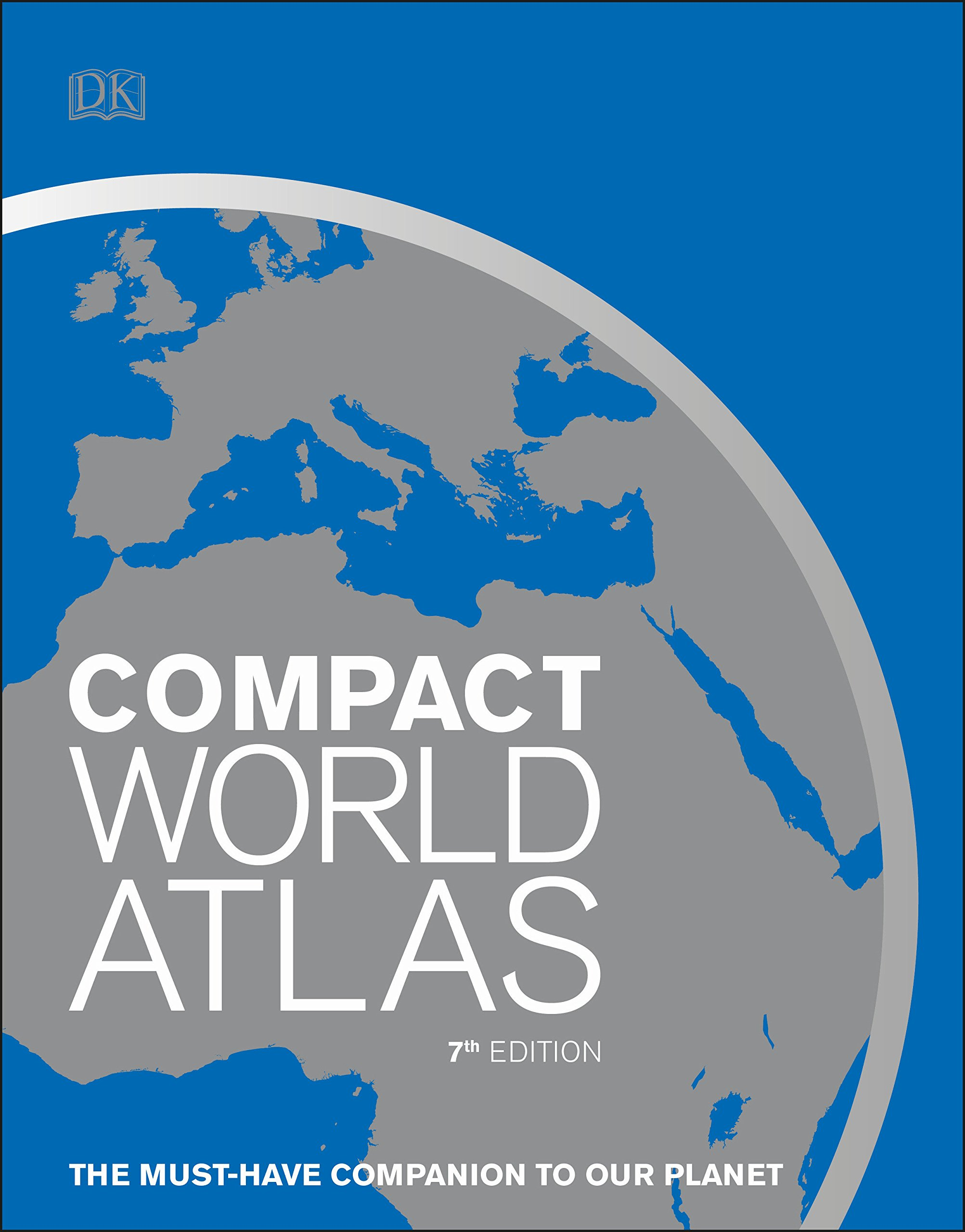 Compact World Atlas, 7th Edition by DK