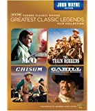 TCM Greatest Classic Films: Legends - John Wayne Action