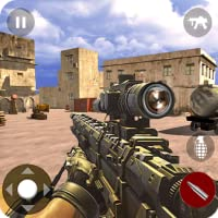 Call Of Army Sniper Duty Frontline FPS