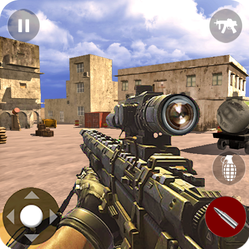 (Call Of Army Sniper Duty Frontline FPS)