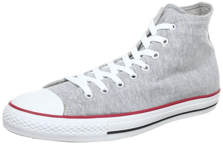 150583C,Chuck Taylor All Star, Unisex-Erwachsene Hohe Sneaker, Grau (Ash Grey/Deep Bordeaux/Nightti), 43 EU (9.5 UK) Converse