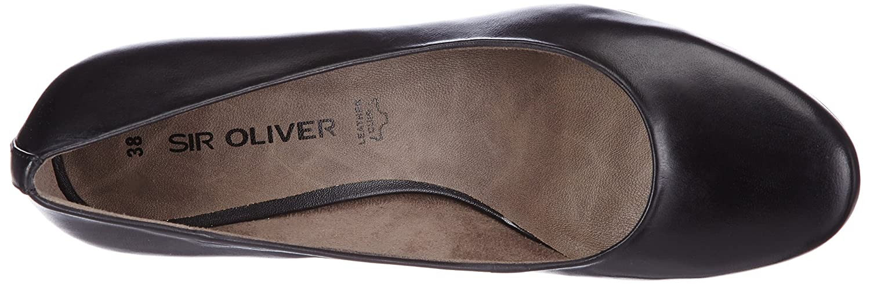 SIR OLIVER by s.Oliver 5-5-22434-22 5-5-22434-22 5-5-22434-22 Damen Pumps 405d36