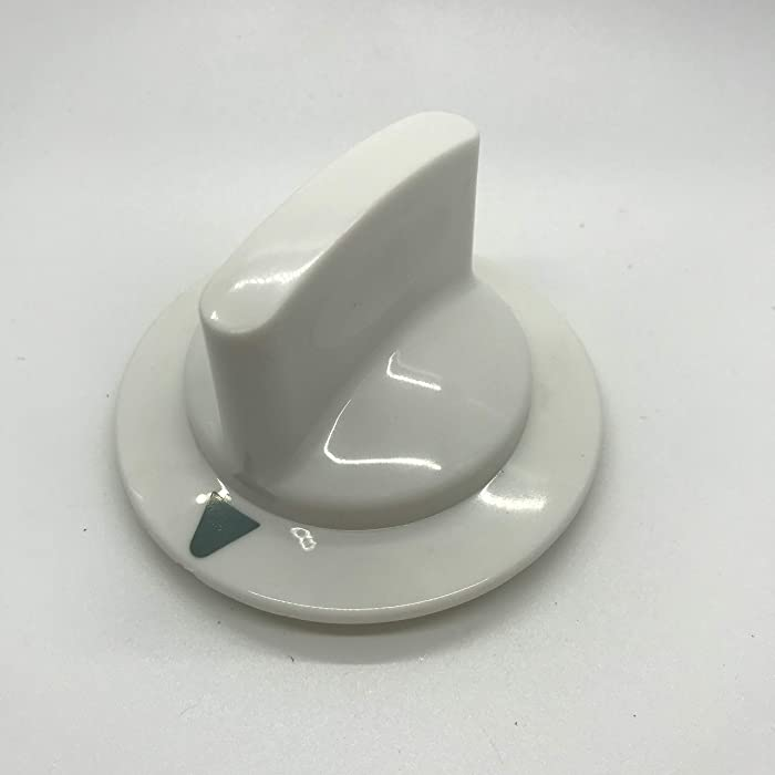 Super Durable WE1M652 Timer Control Knob Replacement Part for Hotpoint General Electric Dryer - Replaces 1264289 AP3995164 PS1482196