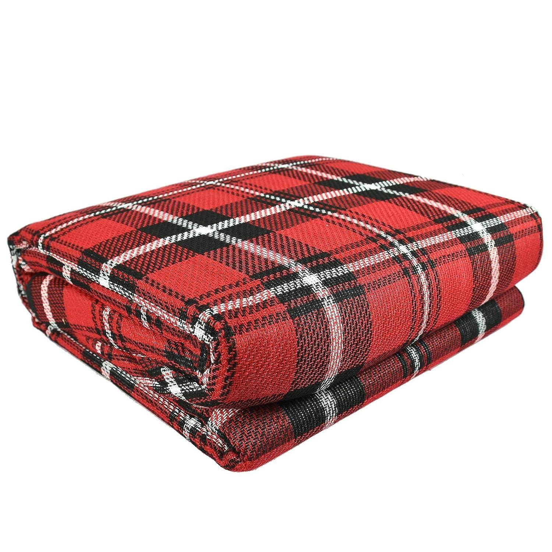 ASAB Out There Jumbo Picnic Blanket 3x2.2m PVC Navy Zizzi