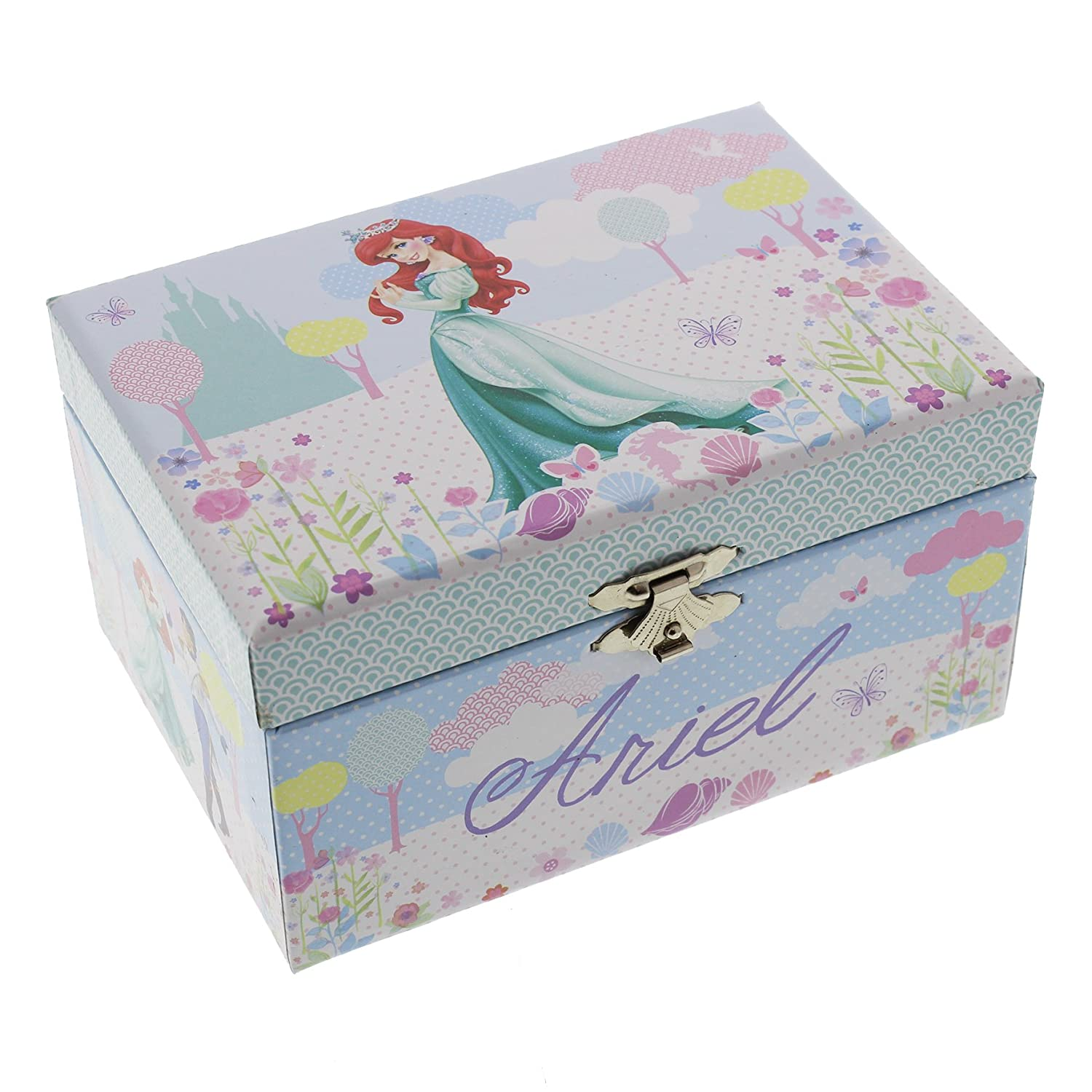 Disney Princess 15cm Musical Jewellery Box ARIEL Amazoncouk