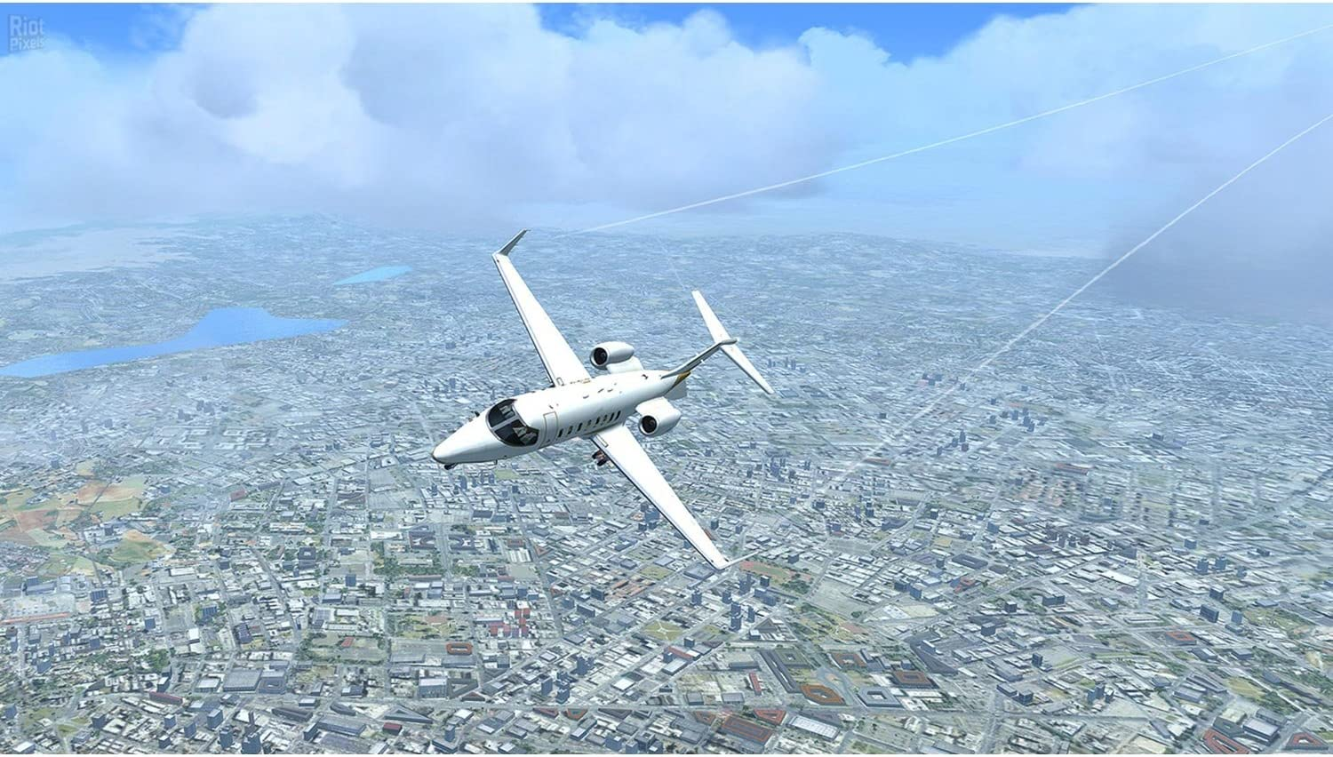 Amazon com: Microsoft Flight Simulator X: Steam Edition for