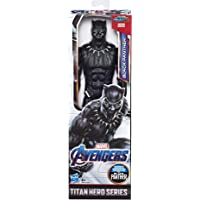 Avengers- Titan Hero Movie Black Panther, Multicolor (Hasbro