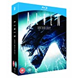 Alien Anthology - Zavvi UK Exklusives Limited Edition Steelbook