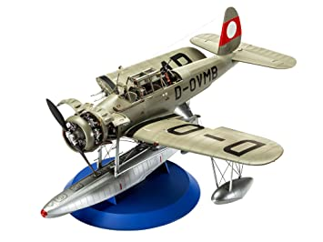Revell - Maqueta Arado Ar196B, Escala 1:32 (04922)
