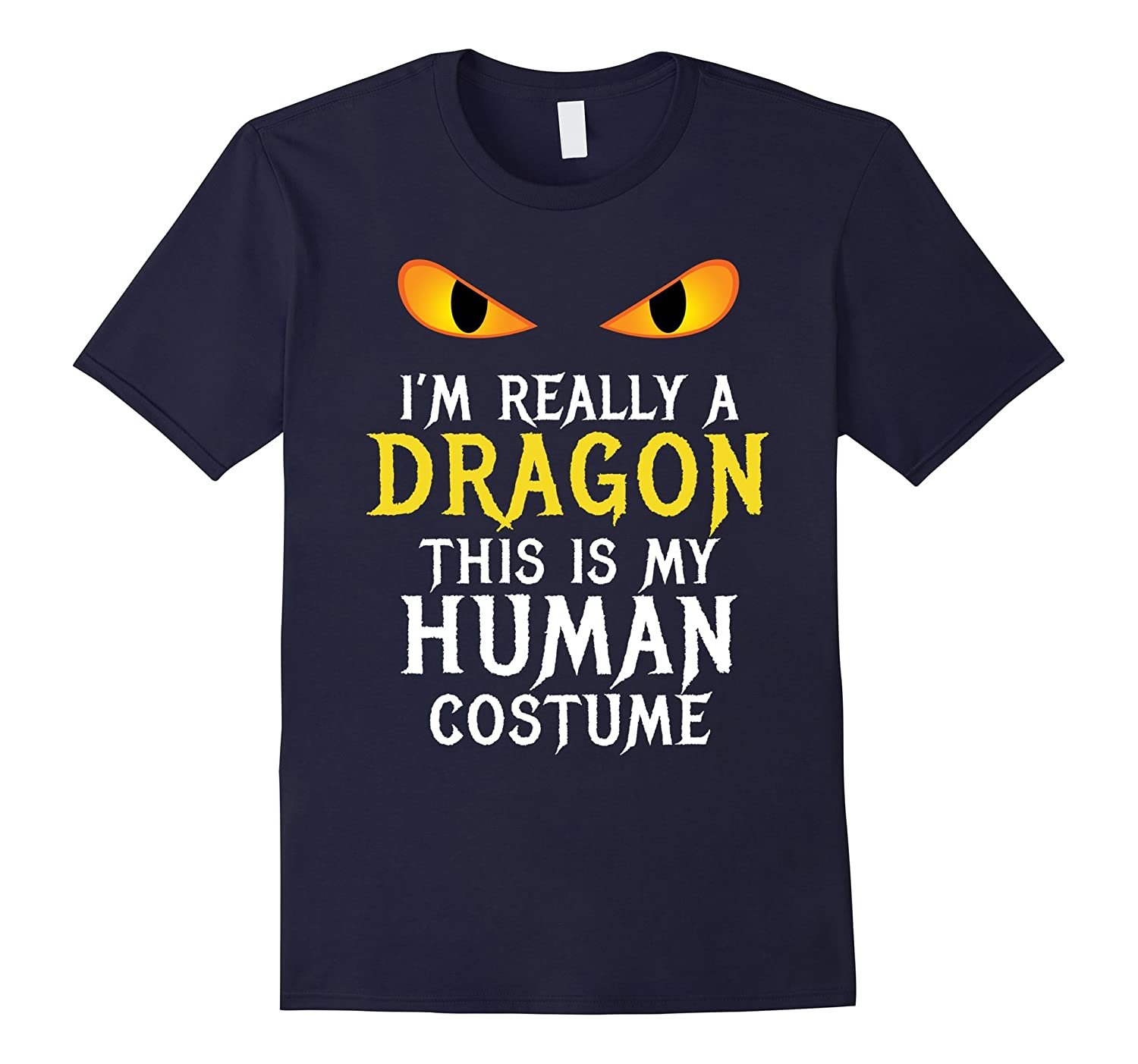 f0d651d9 I'm Really A Dragon Halloween Costume Shirt Easy Funny- TPT – Best ...