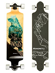 MINORITY Downhill Maple Longboard