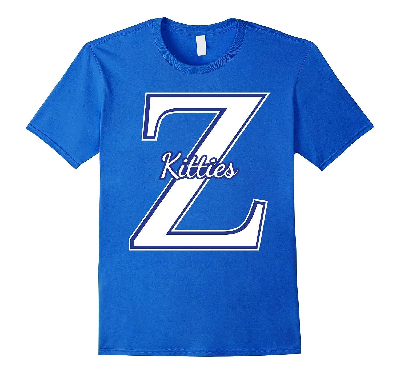 Zeta Phi Beta - Z Kitty So Sweet 1920 Z Phi Howard Shirt-TD