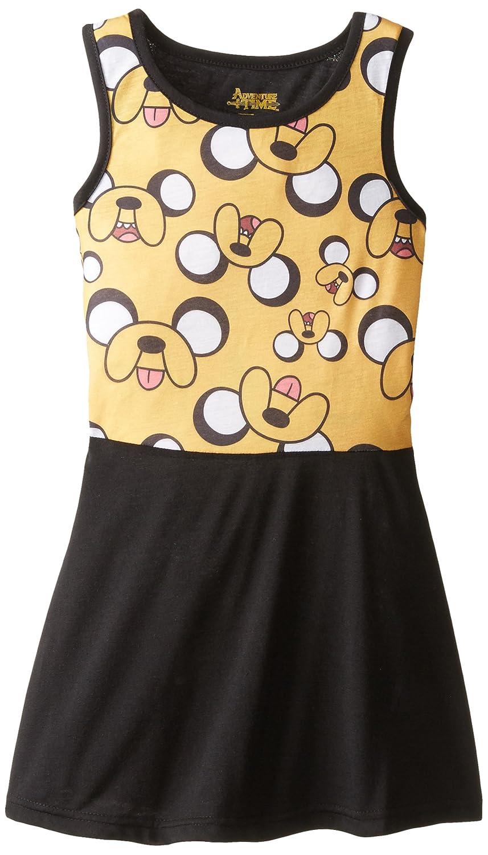 Intimo Little Girls Adventure Time Roller Derby Jake Pajamas
