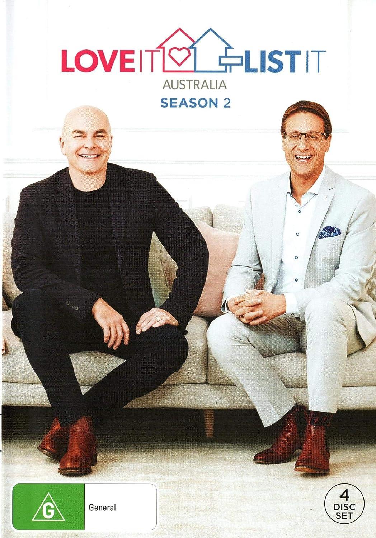 Amazon Com Love It Or List It Australia Season 2 Andrew Winter Non Usa Format Region 4 Import Australia Neale Whitaker Andrew Winter Movies Tv