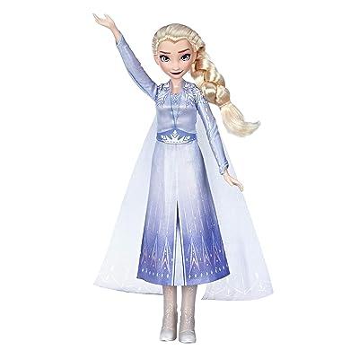 Singing Elsa Doll