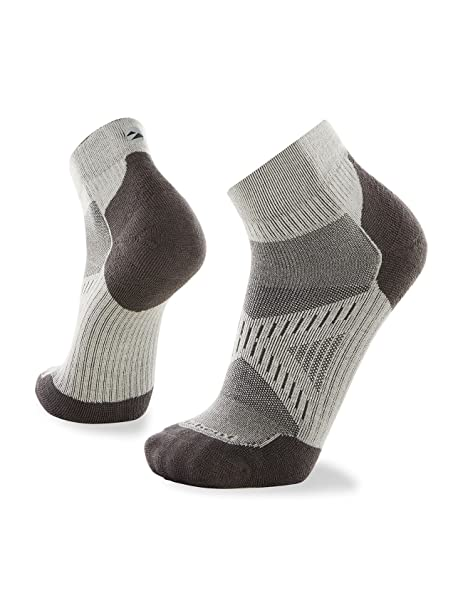 excellent quality 100% high quality classic style Amazon.com: Le Bent Le Sock Run Light Micro | Merino Wool ...