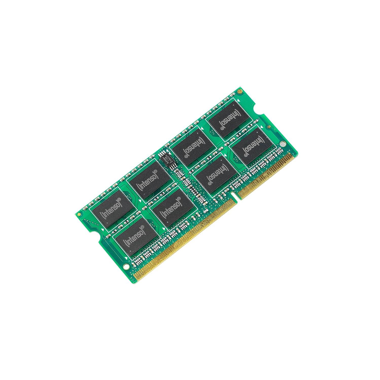 Intenso 8GB DDR3 Notebook Pro 1600MHz SO DIMM 204 Pin Amazon puter & Zubehör