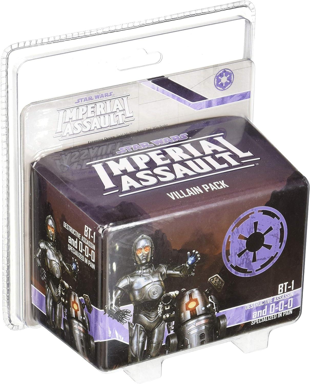 Star Wars: Imperial Assault - BT-1 and 0-0-0 Villain Pack