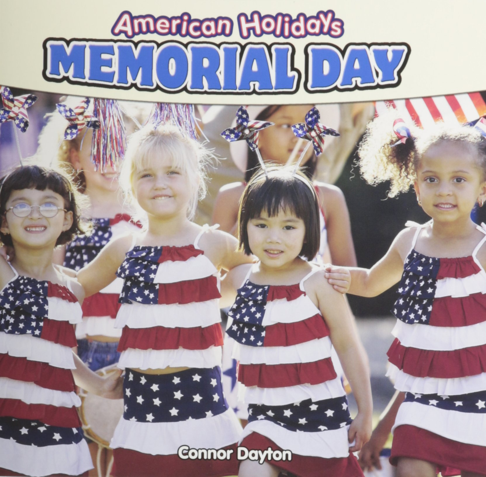 memorial day for kids book