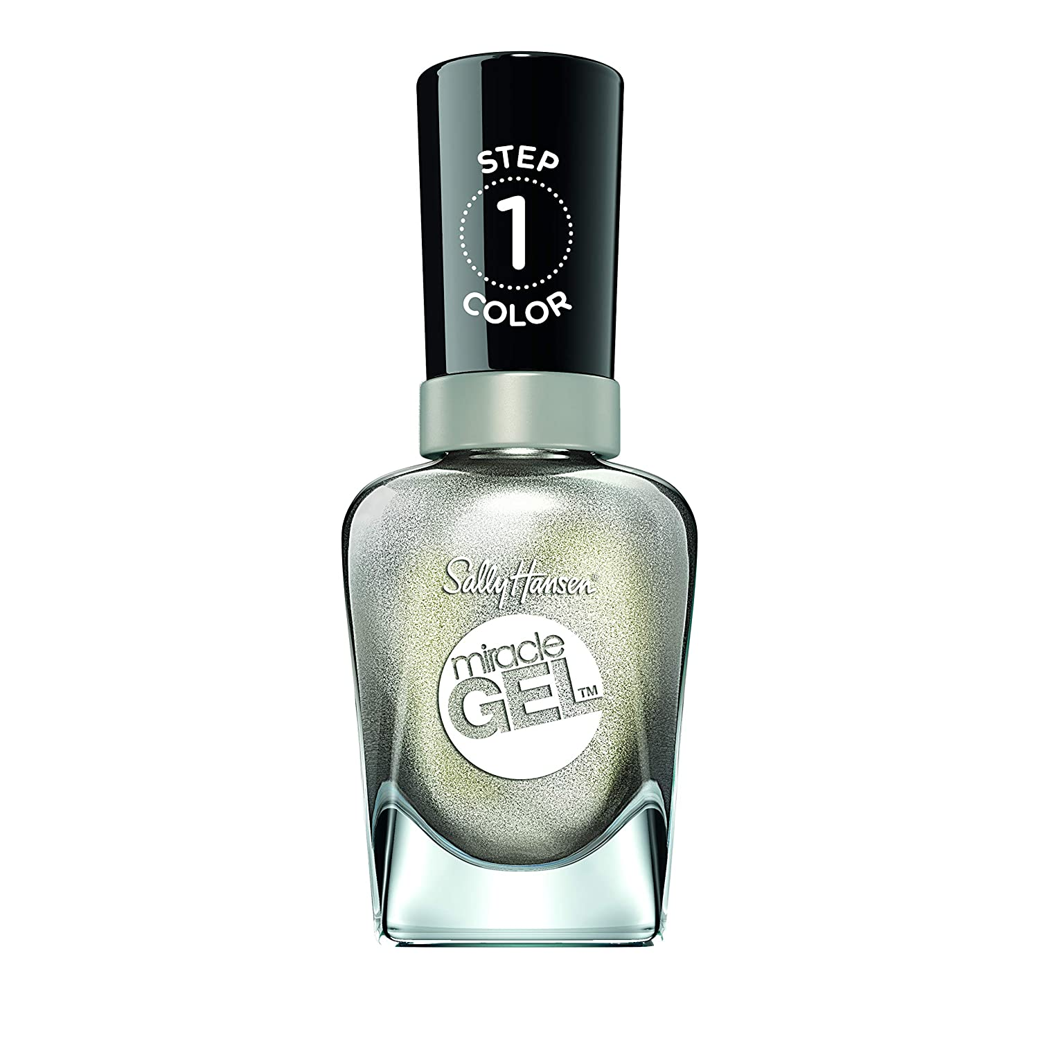 Sally Hansen Miracle Gel Nail Color, Make It Nice, 0.5 Ounce
