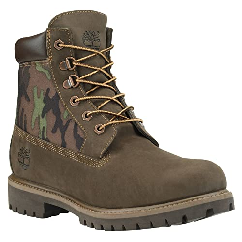 Amazon.com: Timberland 6618 un panel de los hombres 6 in BT ...