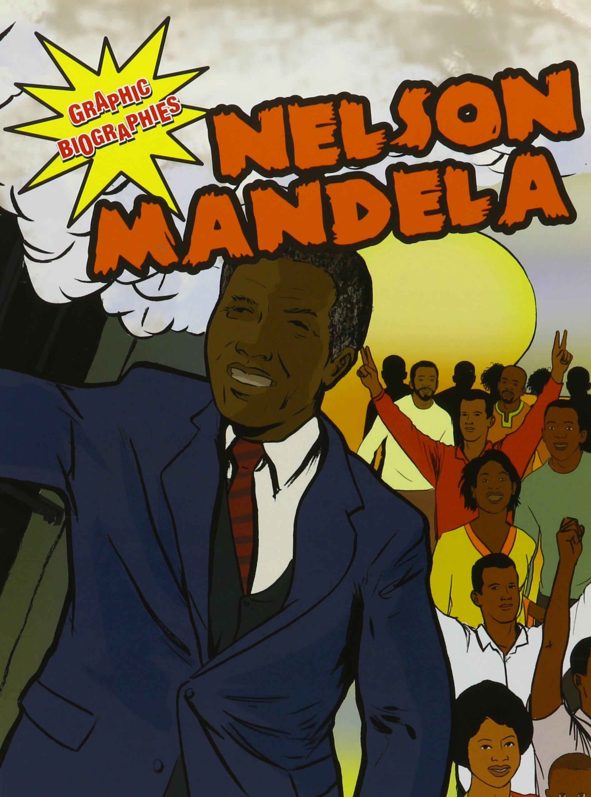 Nelson Mandela (Graphic Biographies (World Almanac) (Graphic Novels))